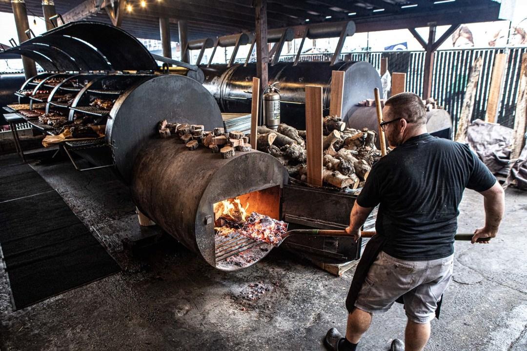 Joseph Whalen Jack's BBQ Pit