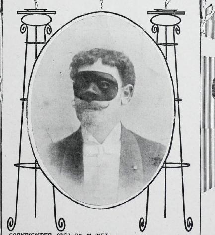 l'homme masque