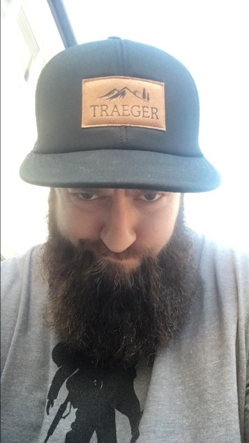traeger hat