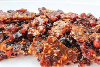 bacon brittle feature