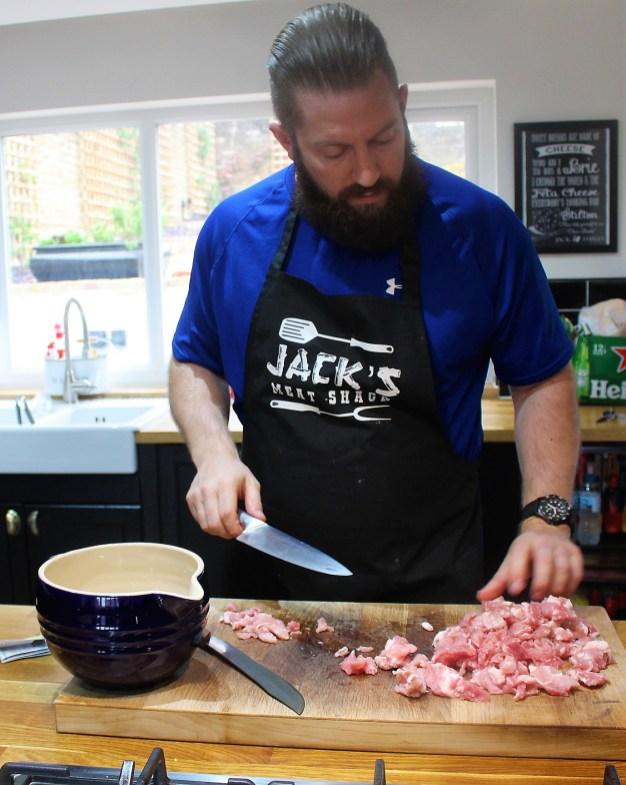 bacon flapjacks 1