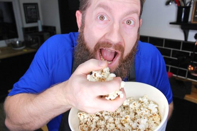 popcorn feature
