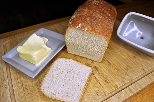 white bread 9