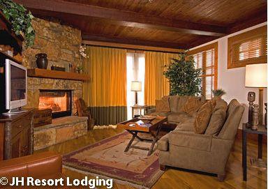 Crystal Springs Condominiums in Teton Village  JHCR