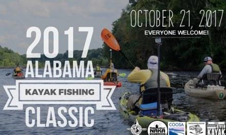 Alabama is Ready For a Great Kayak Fishing Season