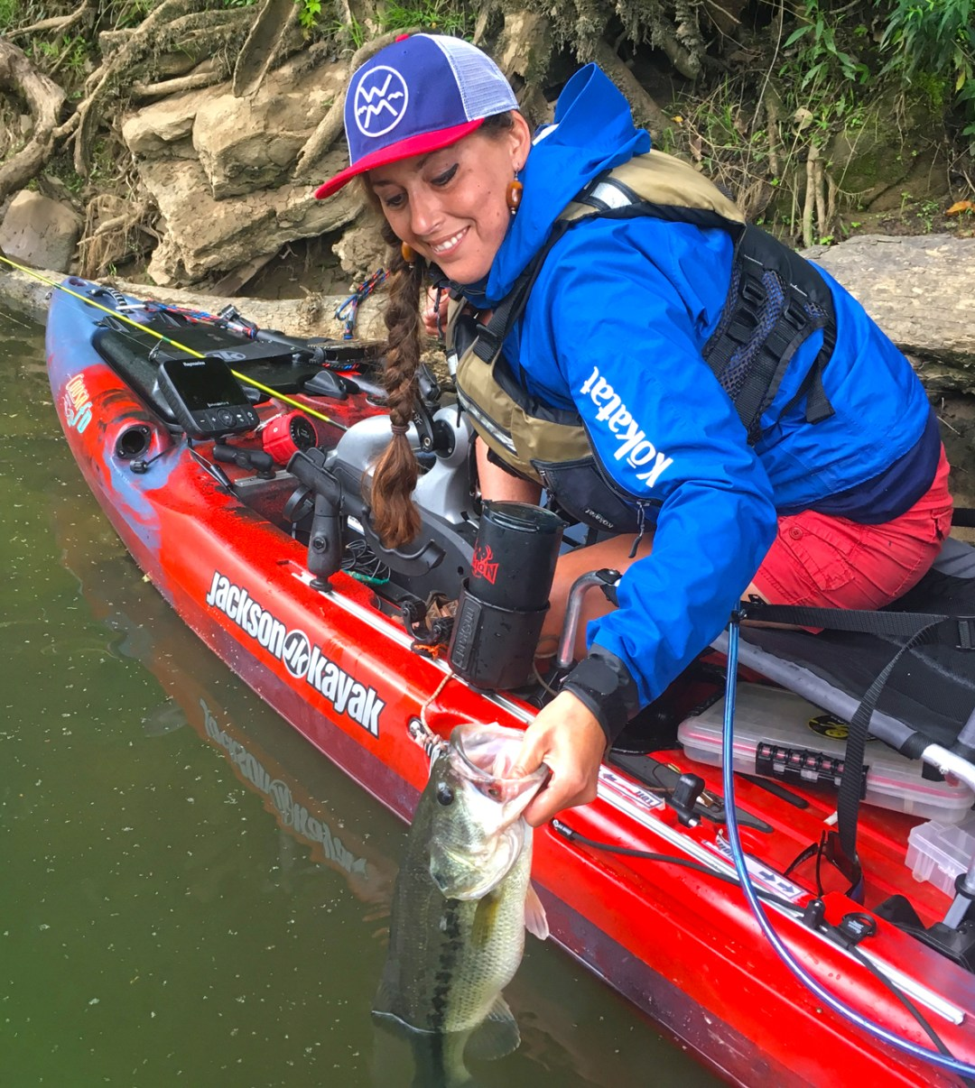 largemouth bass from Coosa FD