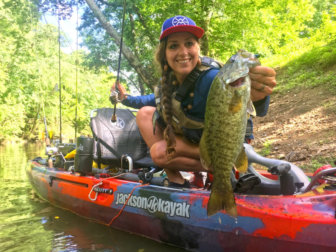 River smallie from the Coosa FD