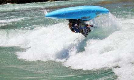 Where My Where My Jackson Kayak Has Taken Me (San Juan, Argentina)