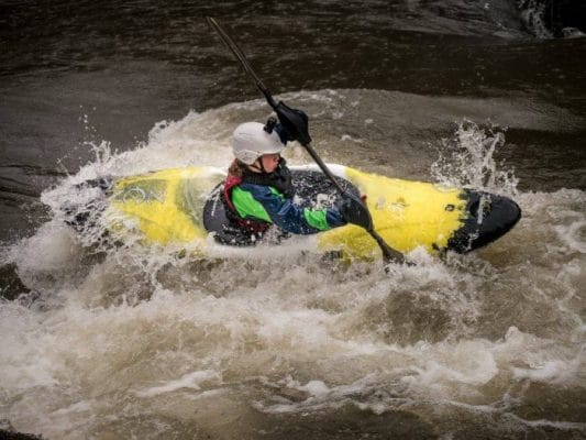 2017 River kayaking journal from Norway