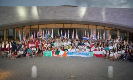 Inside the World Championships with Claire O – San Juan, Argentina- Opening Ceremony