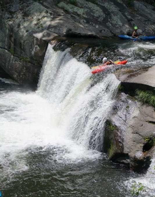It's ok to fail at paddling