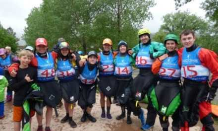 The Golden Games: Voted Elevation Outdoors Best Paddling Event