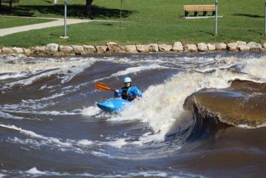2018 – Growth, Learning, and Paddling Fun