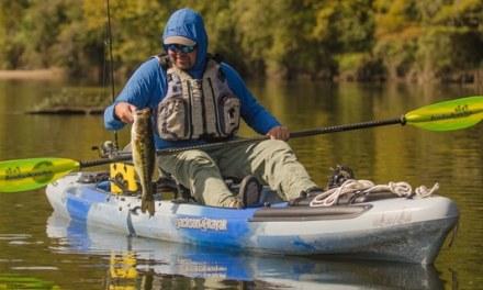 2019 Kayak Fishing in Alabama