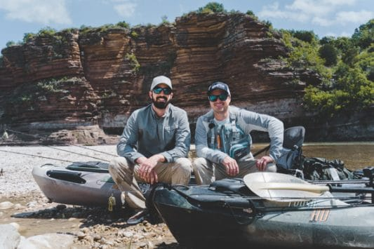 Hooked On Wild Waters – The South Llano River in Mason, Texas
