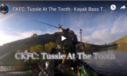 CKFC: Tussle At The Tooth – Kayak Bass Tournament