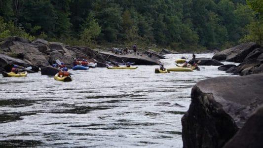 Sinking in West Virginia