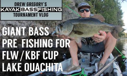 VIDEO: Drew Gregory's KBF/FLW Tournament Vlog
