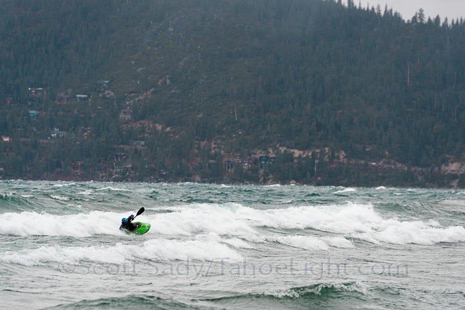How to Surf . . . Lake Tahoe