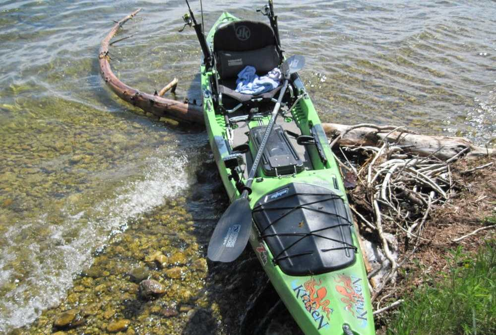 How to Pick the Right Kayak Paddle