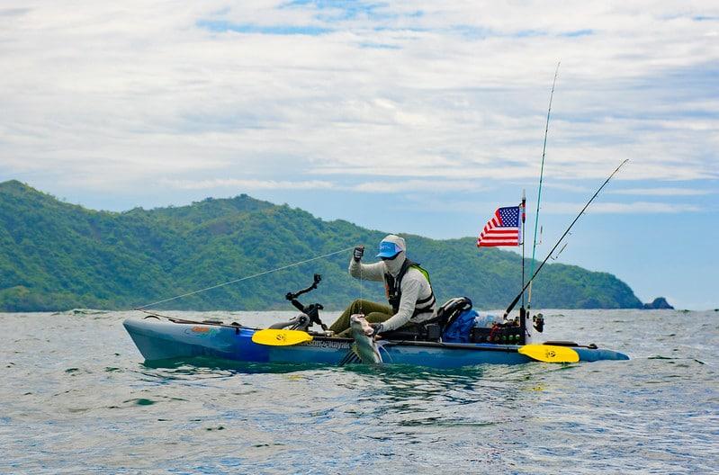 Saltwater Kayak Fishing Safety