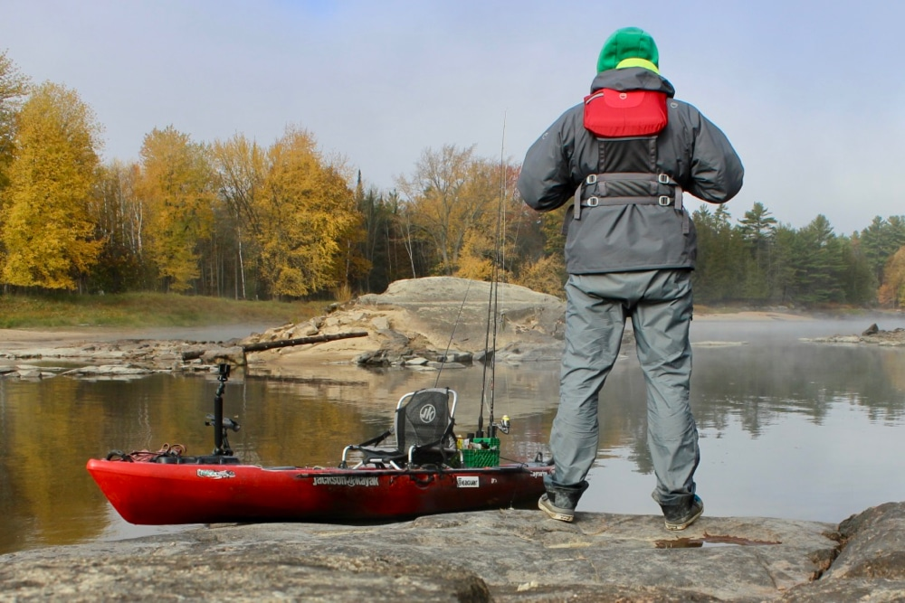 Clothing Tips for Kayak Fishing in Summer & Winter