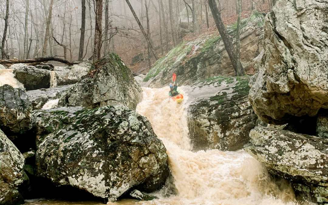 Gulf Creek   Jackson Kayak Creeking