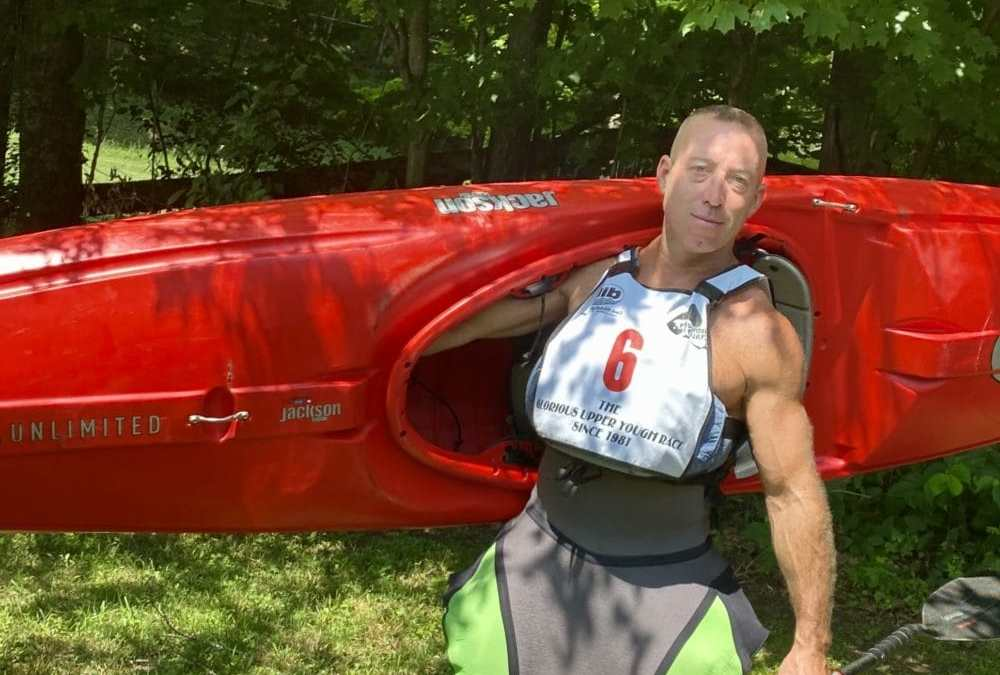 The Glorious, 40th Annual,  Upper Yough Race