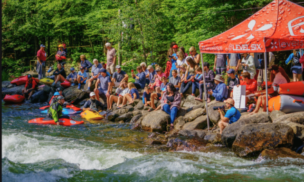 Bringing the FUN back into Freestyle Kayak Competitions