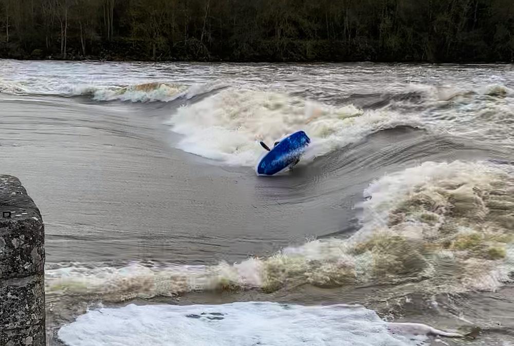 Roadtrip to Larcay | Whitewater Kayaking France