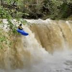 Kacwin Falls   Whitewater Kayaking Poland