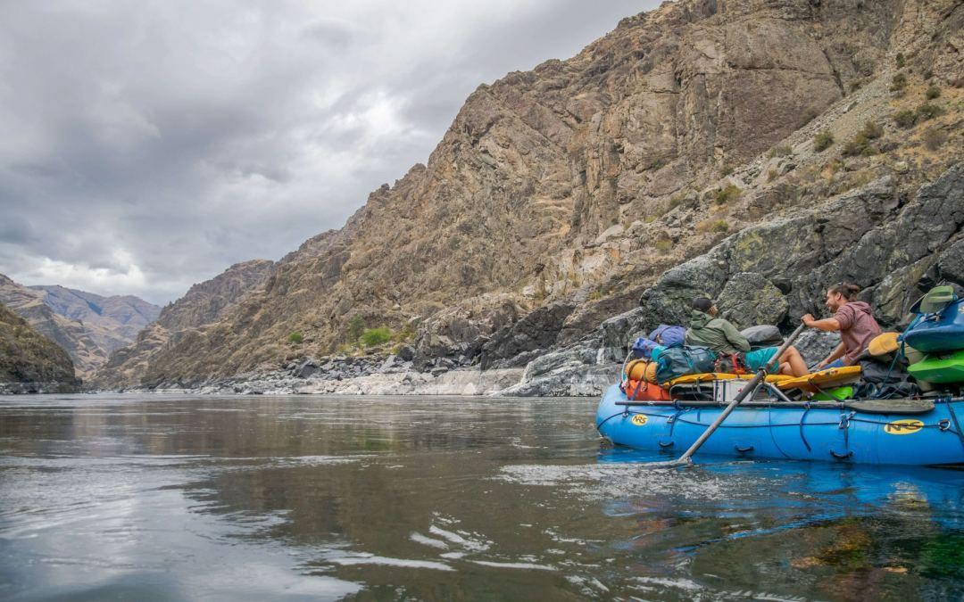 Lower Salmon Trip Report