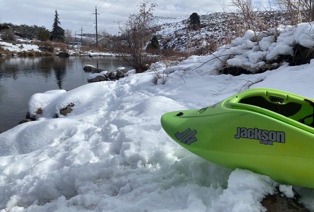 Favorite Winter Kayaking Gear