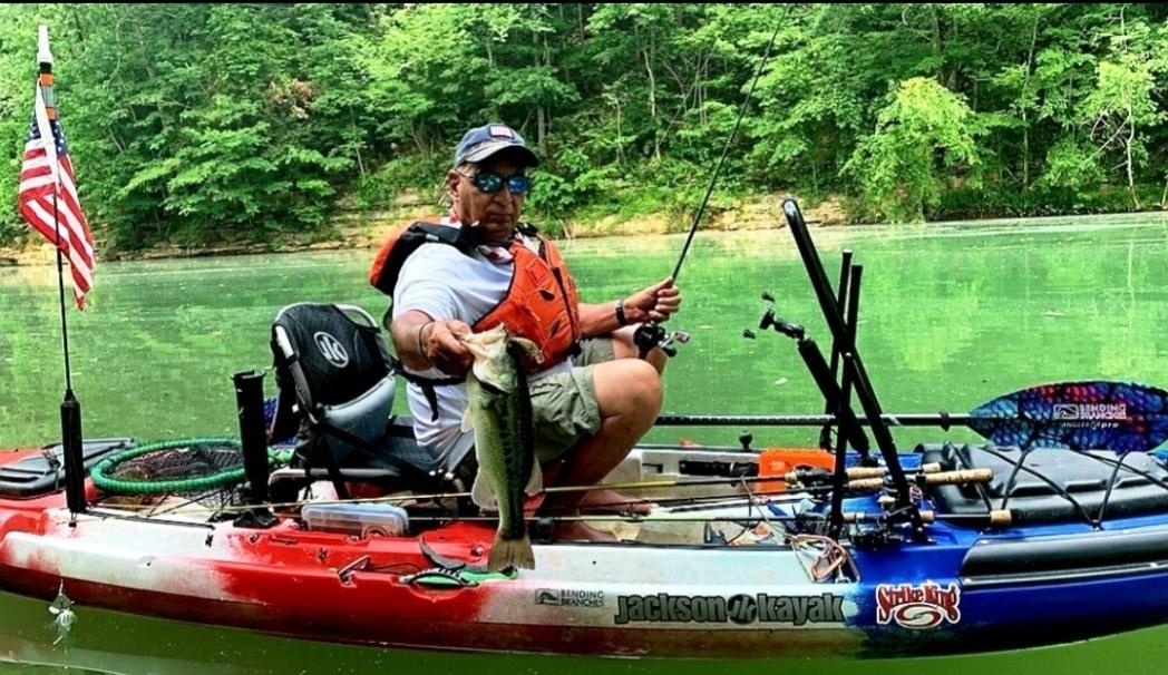 River Reveal | River Kayak Fishing Tips