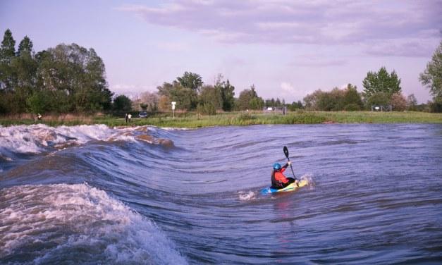 Dziki Kon wave Dunajec