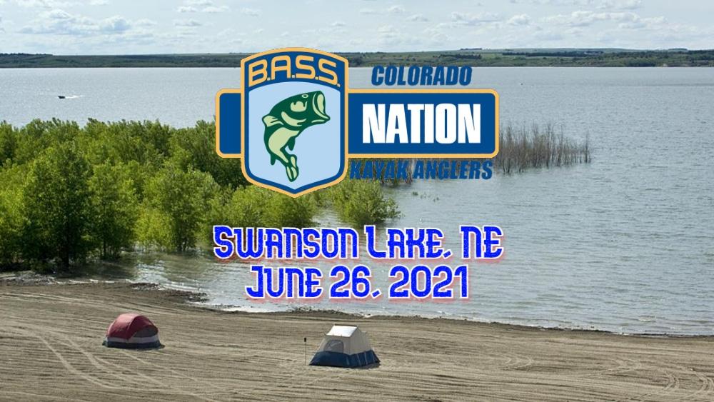 Colorado Kayak Bassmasters Tournament – Lake Swanson, NE