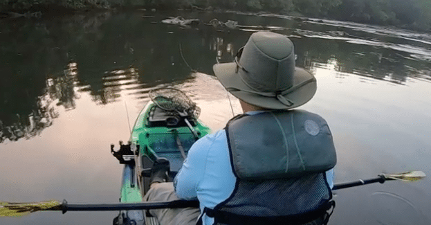 Topwater Fly Fishing for Shoal Bass