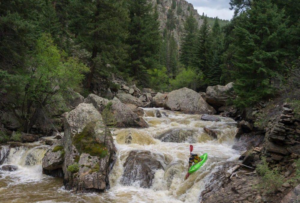 Bailey Canyon   Colorado Classic
