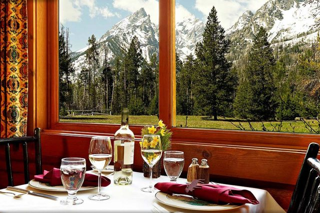 Jenny Lake Lodge Jackson Hole Traveler