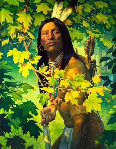 Thomas Blackshear Paintings : thomas, blackshear, paintings, Nouveau, Native, Jackson