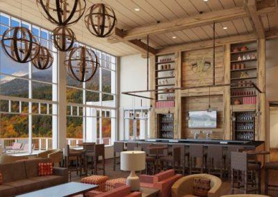 The Glen House Hotel at Mount Washington