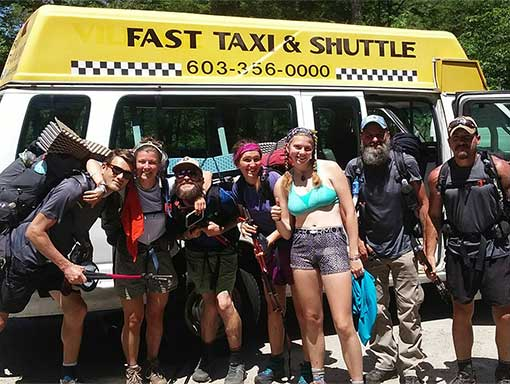 fast taxi jackson nh