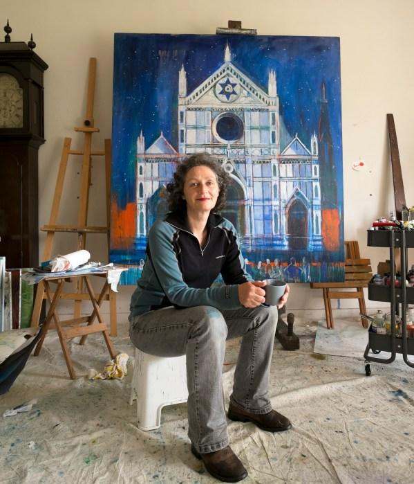 Exhibition And Interview Ann Oram Brian