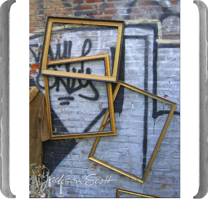 GRAFFITTI FRAMES, New York