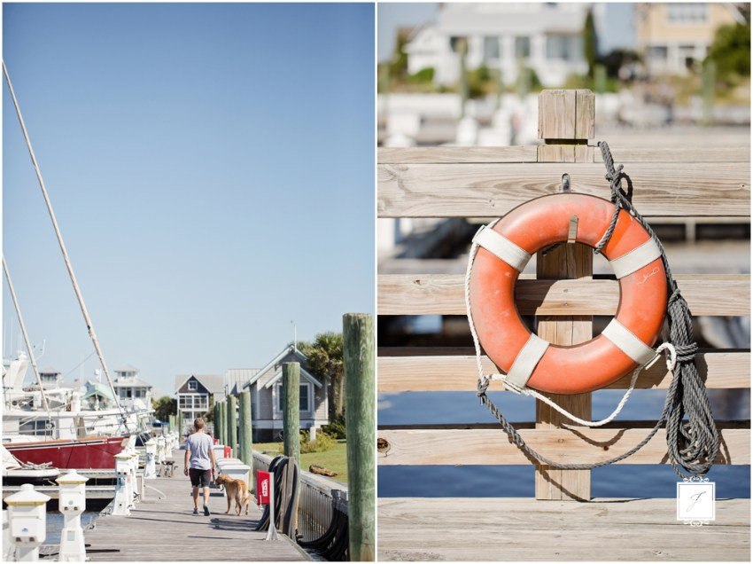 Fall family vacation in North Carolina to Bald head Island by Jackson Signature Photography Destination Wedding Photographers