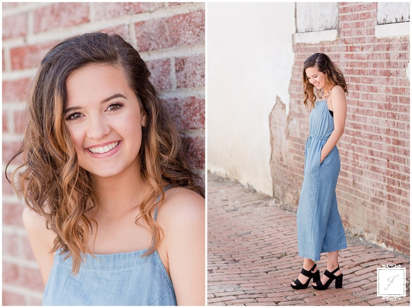Paige's urban downtown Greensburg and Mammoth Park Mount Pleasant Senior Portrait Session by Jackson Signature Photography a Greensburg Senior Portrait Photographer