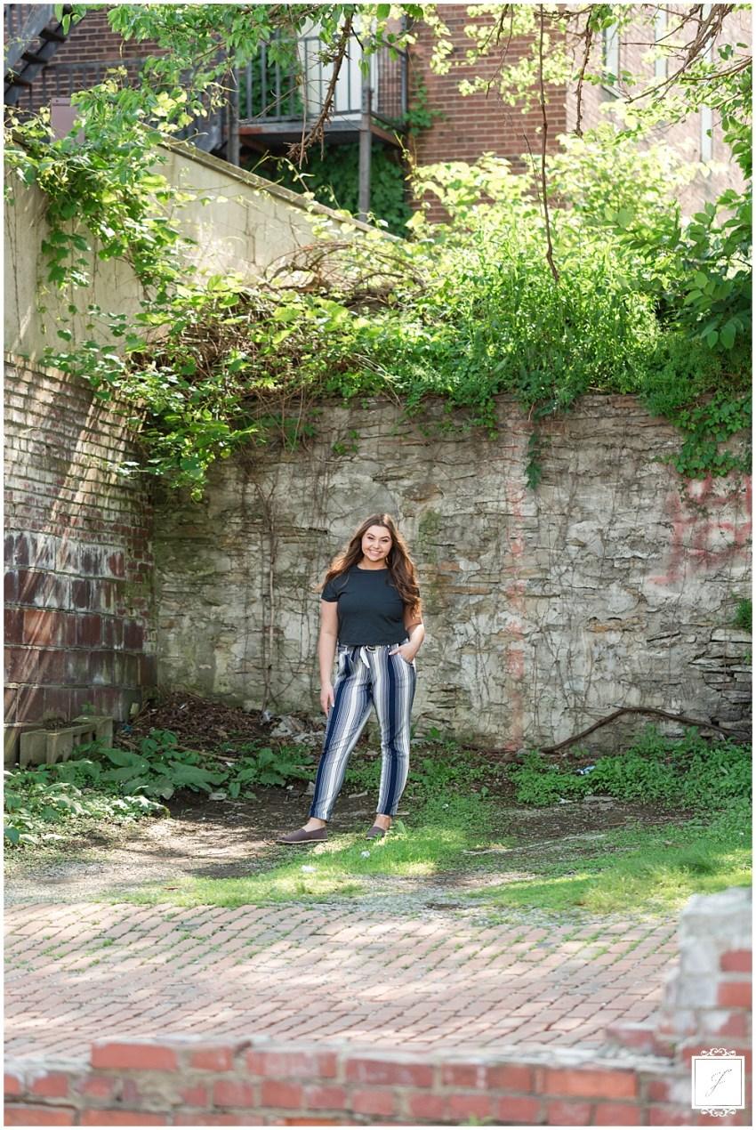 Pittsburgh- Greensburg- Latrobe-Ligonier- Senior-Portrait-Photographer-,Senior Model Shoot Downtown Greensburg with Jackson Signature Photography,