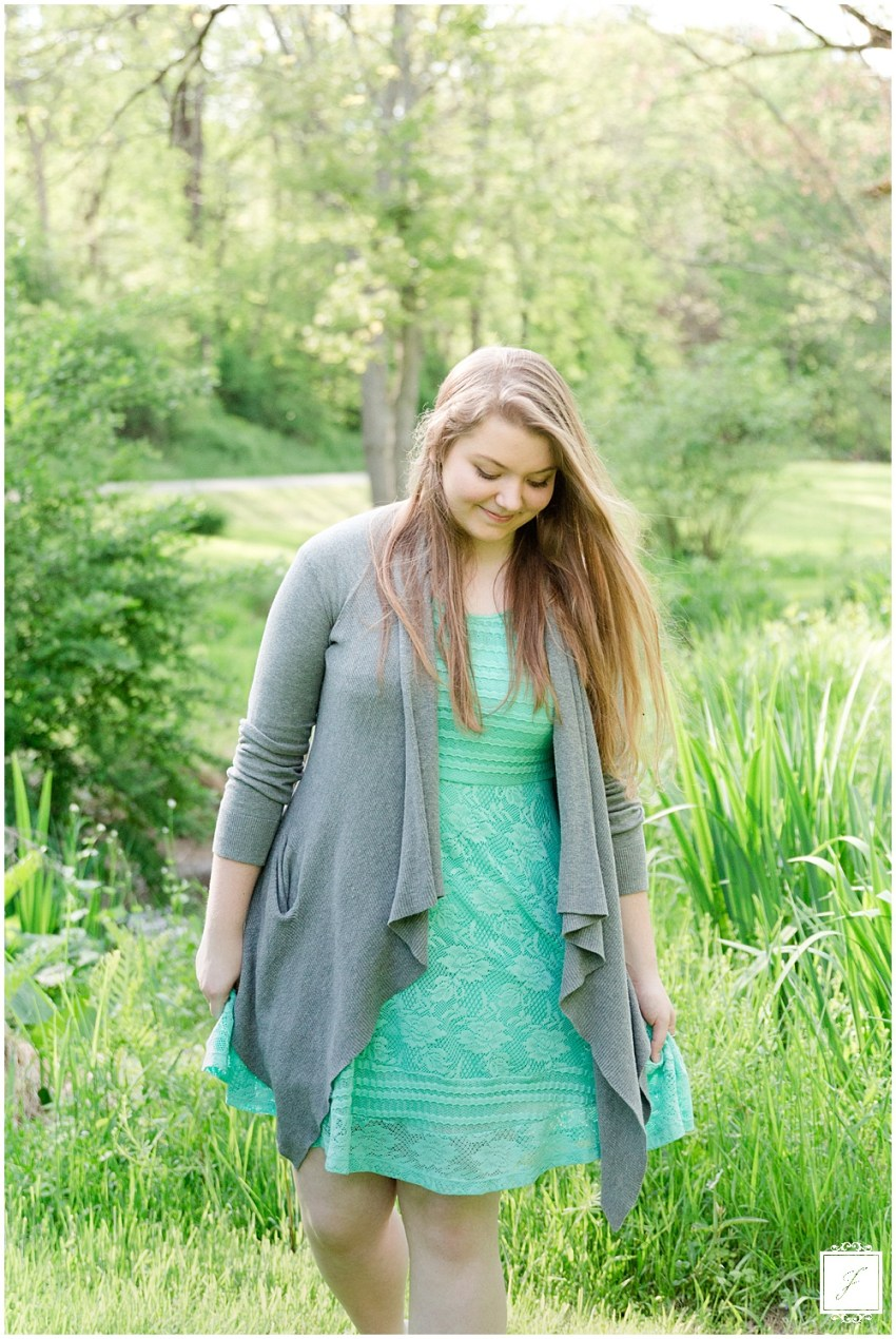 Kristen's Ligonier Senior Portrait Session by Jackson Signature Photography a Greensburg Senior Portrait Photographer.