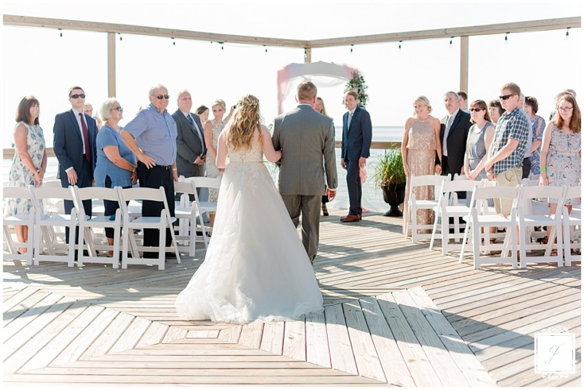 Miranda and Nick The Inn on Pamlico Sound Wedding on Cape Hatteras, North Carolina by Jackson Signature Photography a North Carolina Travel and Destination Small wedding and elopement photographer.