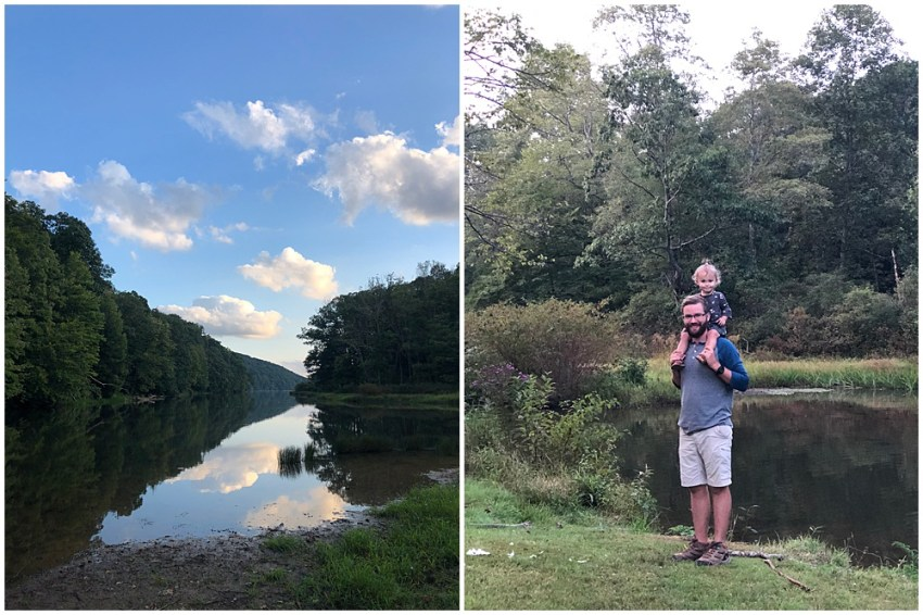 The Jacksons Weekly blog post for Spetmeber 3rd. Hiking the laurel highlands, biking at Ohiopyle and enjoying Labor Day in the Latrobe area.